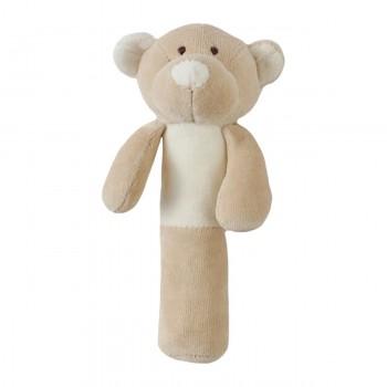 Bio-Stoff Rassel Teddy