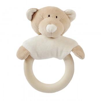 Bio-Babyrassel Greifling Teddy