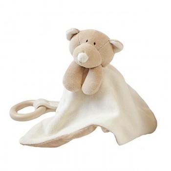 Bio Schnuffeltuch Teddy