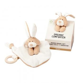 Bio Schnuffeltuch Hase