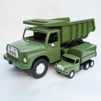 TATRA 148 LKW-Set 72cm und 30cm oliv CSSR