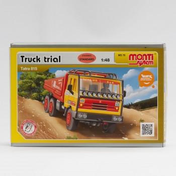 TATRA 815 Truck Trail 1:48 MS76