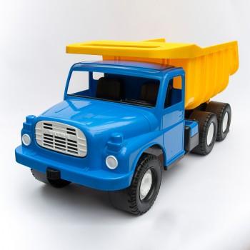 TATRA 148 Kipper 72cm gelb/blau