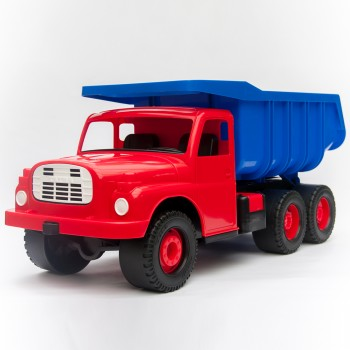 TATRA 148 Kipper 72cm rot/blau