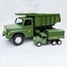 TATRA 148 LKW-Set 72cm und 30cm oliv NVA