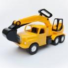TATRA 148 Bagger <br/> 34cm gelb