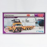 LIAZ 110.551 Sattelzug Container 1:48 MS08.2