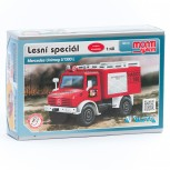 Mercedes Unimog U1300L Feuerwehr (CZ) 1:48 MS16