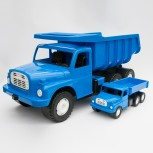 TATRA 148 LKW-Set 72cm und 30cm blau