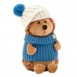 IGEL-Junge mit Pullover und Mütze 20-25cm