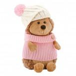 IGEL-Mädchen mit Pullover und Mütze 20-25cm
